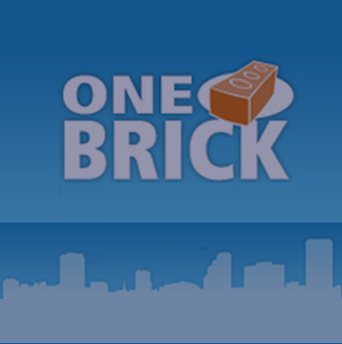 One brick at a tim